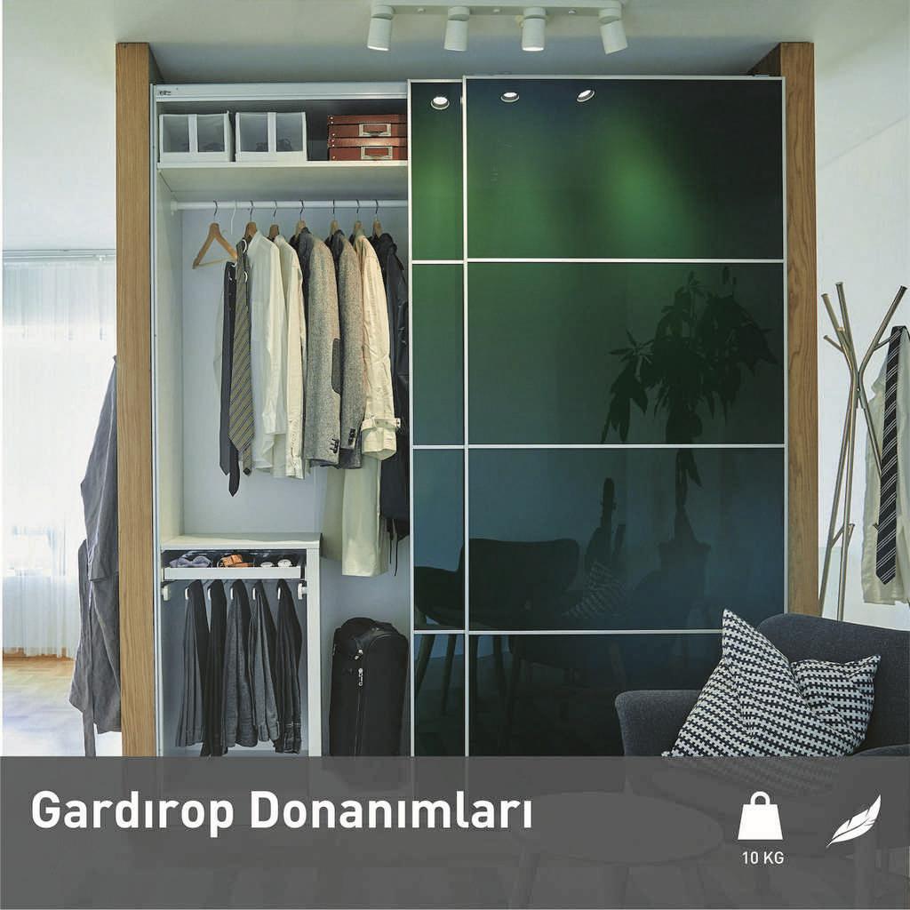 GARDIROP DONANIMLARI